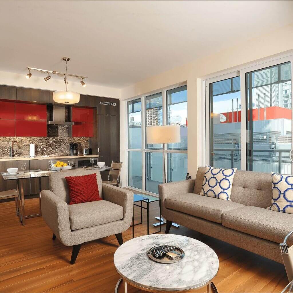 Furnished Apartment Rentals Toronto